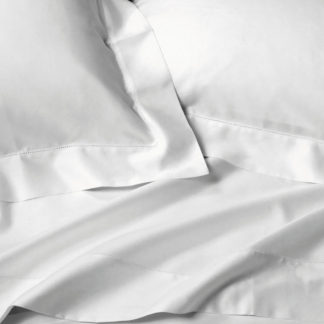 lenzuola raso cotone