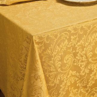 tovaglia fiandra jacquard damascata