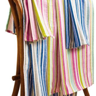 asciugamani somma righe colorate