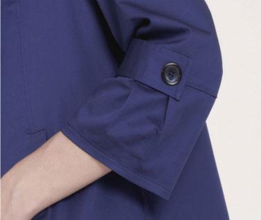 Giacca Blu Cobalto Donna Ragno
