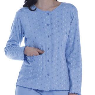 pigiama donna cotone linclalor