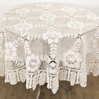 copritavolo crochet