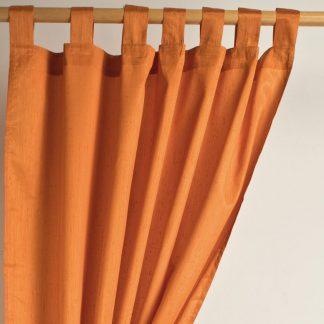 tendone shantung arancione