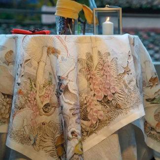 tovaglia brocelandia tessitura toscana telerie