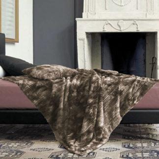 coperta ecopelliccia
