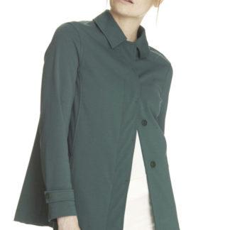 giacca verde ragno