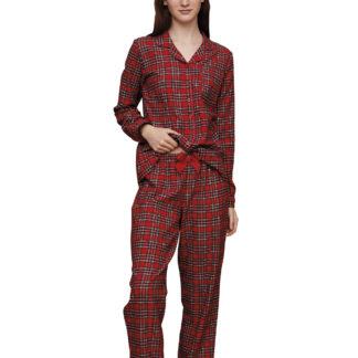 pigiama flanella scozzese