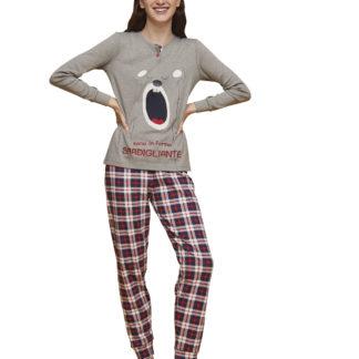 pigiama sbadiglio
