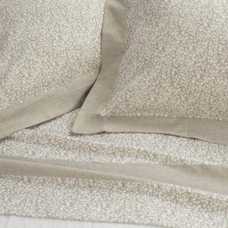 lenzuola matrimoniali flanella sabbia