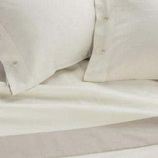 lenzuola matrimoniali lino cotone