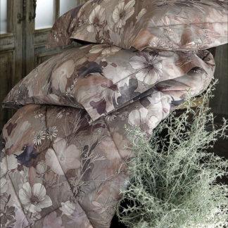 lenzuola matrimoniali percalle fiori