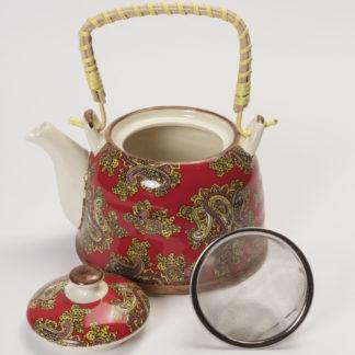 teiera ceramica