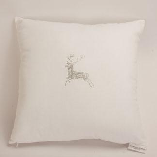 cuscino arredo renna