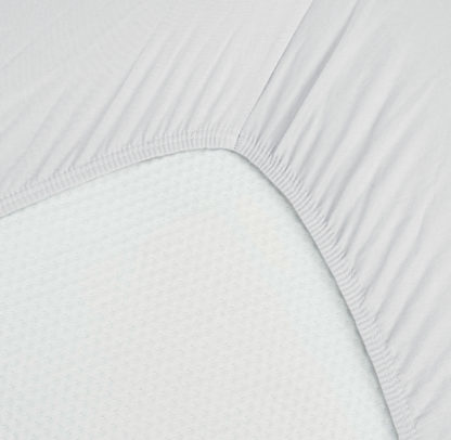 lenzuola angoli jersey cotone