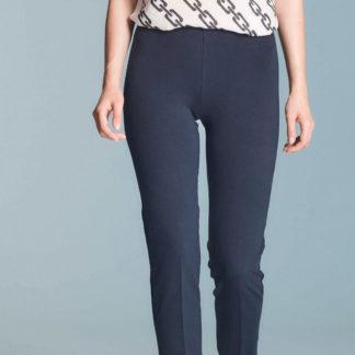 pantaloni donna elasticizzati ragno