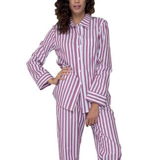 pigiama donna righe
