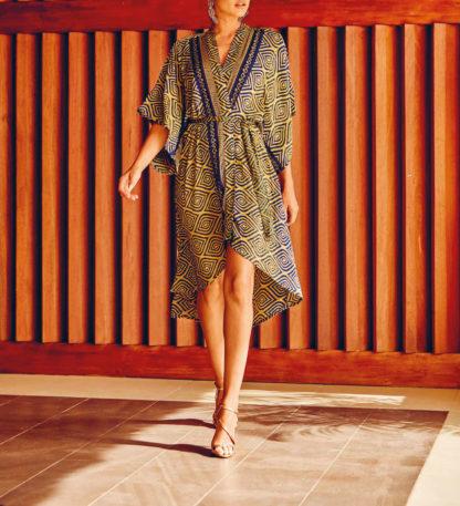 abito donna kimono