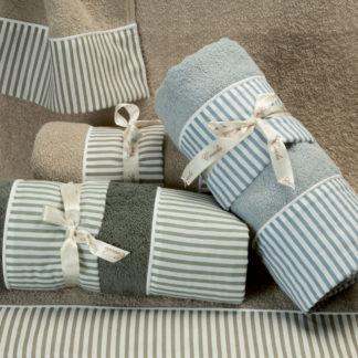 asciugamani spugna cotone creole
