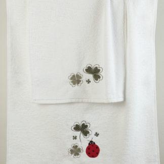 asciugamani spugna maryhome