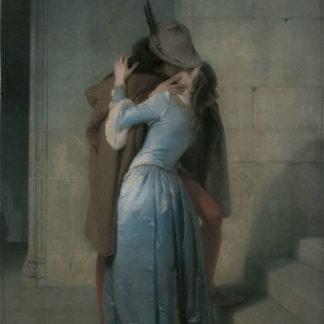 canovaccio bacio hayez