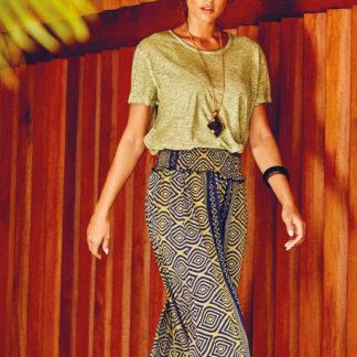 t-shirt pantaloni donna estivi