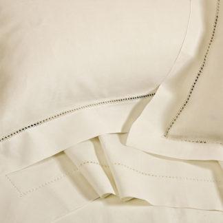 lenzuola matrimoniali lino ricamate gigliuccio
