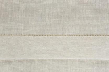 lenzuola matrimoniali lino ricamate sfilato