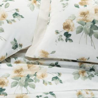 lenzuola matrimoniali fantasia fiori
