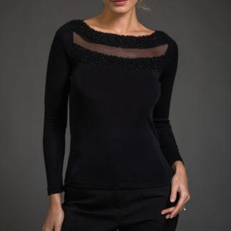maglia intima donna lana seta madiva